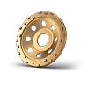 Ø180mm PCD Cup Wheels