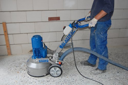 The BMG-435WD Floor Grinder