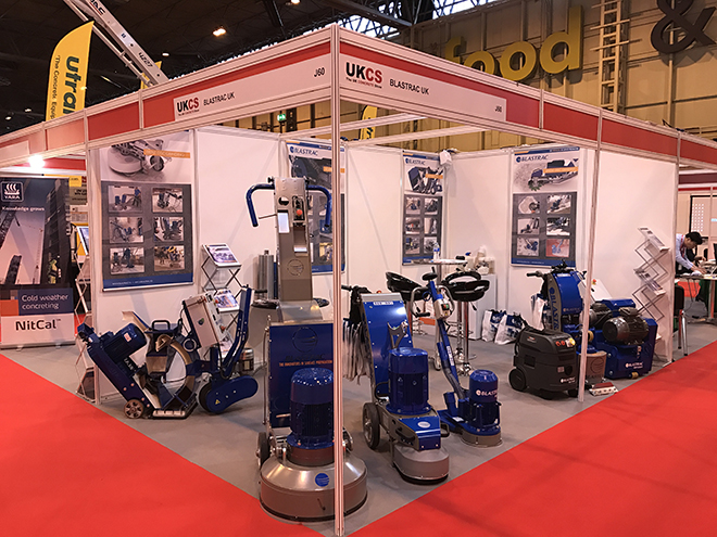A successful Show at the UK Concrete Show